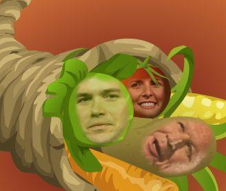A GOP cornucopia