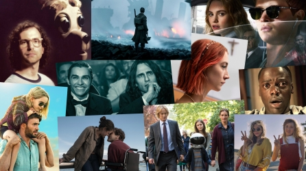 Movies 2017 collage